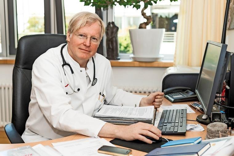 Dr. med Sylvester von Bismarck, MBA
